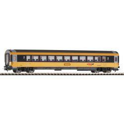 Wagon Pasażerski kl.2, Regiojet, PIKO 57647 Części i elementy