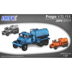 Praga V3S FEK, JMPK 87019 Pozostałe