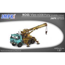 ROSS VIZA AD08 Pony, JMPK 87023 Zestawy