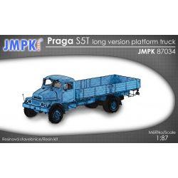 Praga S5T, JMPK 87034, Skarpetki
