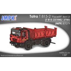 Tatra T815-2 4x4  S3, JMPK 87079 Zestawy