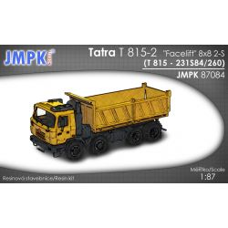 Tatra T815-2 8x8  S2, JMPK 87084 Pozostałe