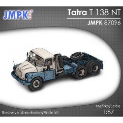 Tatra T 138 NT 6x6, JMPK 87096 HO - 1:87