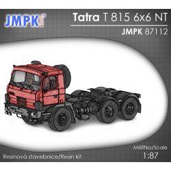 Tatra T 815 NT 6x6, JMPK 87112 Pozostałe