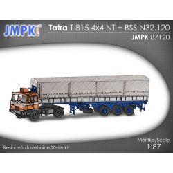 Tatra T 815 NT 4x4 + BSS, JMPK 87120 Statki powietrzne