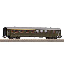Wagon osobowy 1/2. Kl. PKP III, PIKO 53283 Kolekcje