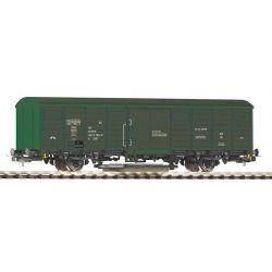 Wagon do czyszczenia torów PKP, PIKO 58920 Kolej, dioramy, makiety