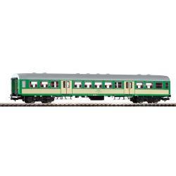 Wagon osobowy 2 klasa typ 120A Bdh PKP, PIKO 96650 Kolej, dioramy, makiety