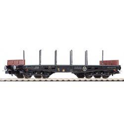 Wagon towarowy platforma typ Rpps-x, Piko 58414 Kolekcje