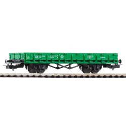 Wagon towarowy platforma typ U-zx, PIKO 58726 Kolekcje
