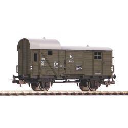 Wagon brankart typ Ft, PIKO 58776 HO - 1:87