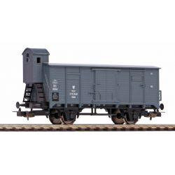 Wagon kryty G02 PKP z budką hamulcową, PIKO 58928 Kolekcje