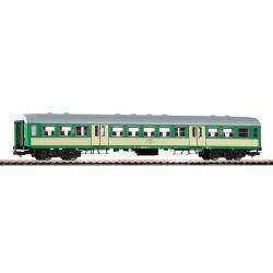 Wagon osobowy 2 klasa typ 120A Bh, PIKO 96651 Kolekcje
