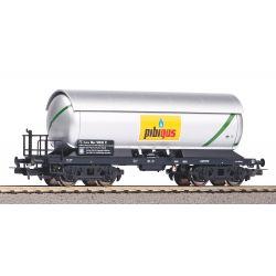 Wagon cysterna PIBI GAS, FS, PIKO 58987 Wagony