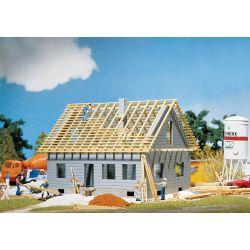 Dom w budowie, FALLER 130303 Budownictwo