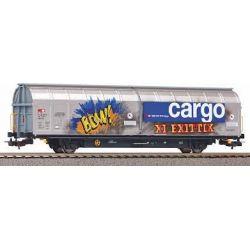 Wagon Towarowy kryty, PIKO 58985 Wagony