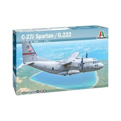 C-27 Spartan /G.222, ITALERI 1450 Kolekcje