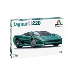 JAGUAR XJ220, ITALERI 3631 Wagony
