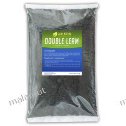 Glina wiążąca double leam czarna 2kg