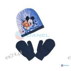 Czapka i rękawiczki Mickey Dla Dzieci