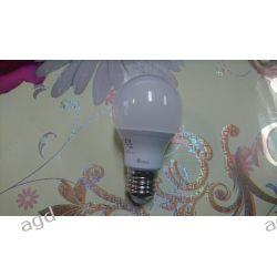 ŻARÓWKA LED E27 470lm 6W/40W Części zamienne