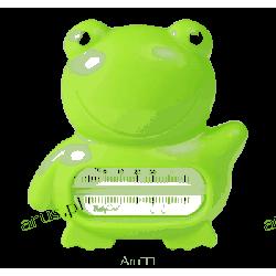 BabyOno termometr do kąpieli żabka