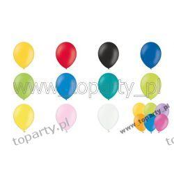 """Balony 5"""", 100szt. Pastel.Extra jakość,Ślub"""