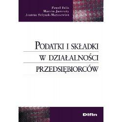 Podatki i składki w działalności przedsiębiorców.