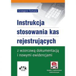 Instrukcja stosowania kas rejestrujących z wzorcow