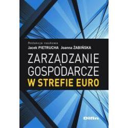 Zarządzanie gospodarcze w strefie euro 2014 r