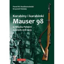 Karabiny i karabinki Mauser 98 w latach 1918-1939