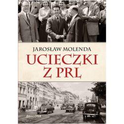 Ucieczki z PRL  Jarosław Molenda