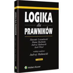 Logika dla prawników Andrzej Malinowski wyd.9 2015