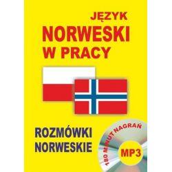 Język norweski w pracy. Rozmówki norweskie + CD