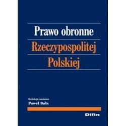 Prawo obronne Rzeczypospolitej Polskiej.