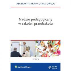 Nadzór pedagogiczny w szkole i przedszkolu.