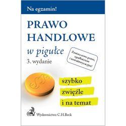 Prawo handlowe w pigułce wyd.3
