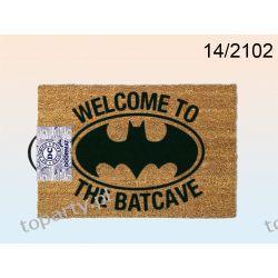 Wycieraczka Batman. Prezent na parapetówkę.