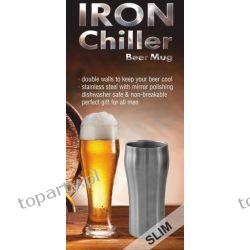 Kubek termiczny slim. Dla prawdziwego piwosza.
