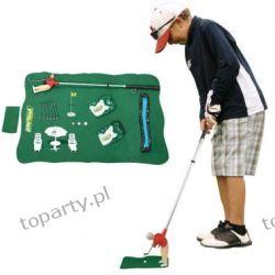 Mini golfiarz, Extra zestaw do gry w golfa.