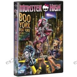 Monster High. Boo York, Boo York (DVD)