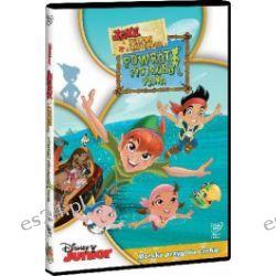 Jake i piraci z Nibylandii: Powrót Piotrusia Pana (DVD)
