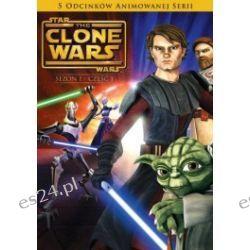 Gwiezdne Wojny. Wojny Klonów. Sezon 1. Część 1 (DVD)