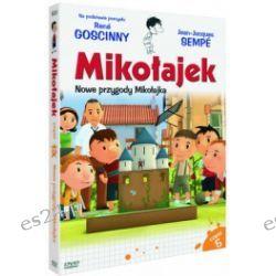 Mikołajek część 5. Nowe przygody Mikołajka (DVD)