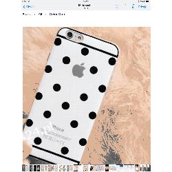 Etui panel ochronny dla  iPhone 6