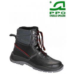 Buty obuwie robocze wzór 0154 r39 PODNOSEK, ZIMOWE Odzież wierzchnia