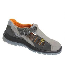 Buty, obuwie robocze wzór 282 roz 42 Z PODNOSKIEM! Odzież wierzchnia