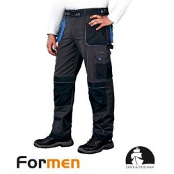 Spodnie robocze LEBER&HOLLMAN roz. L JAKOŚĆ! Odzież wierzchnia