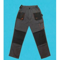 Spodnie robocze CLASSIC r. L WYTRZYMAŁOŚĆ! Spodnie