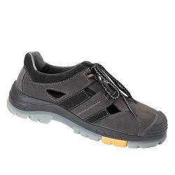 Buty, obuwie robocze wzór 714 roz 45 Z PODNOSKIEM Odzież wierzchnia